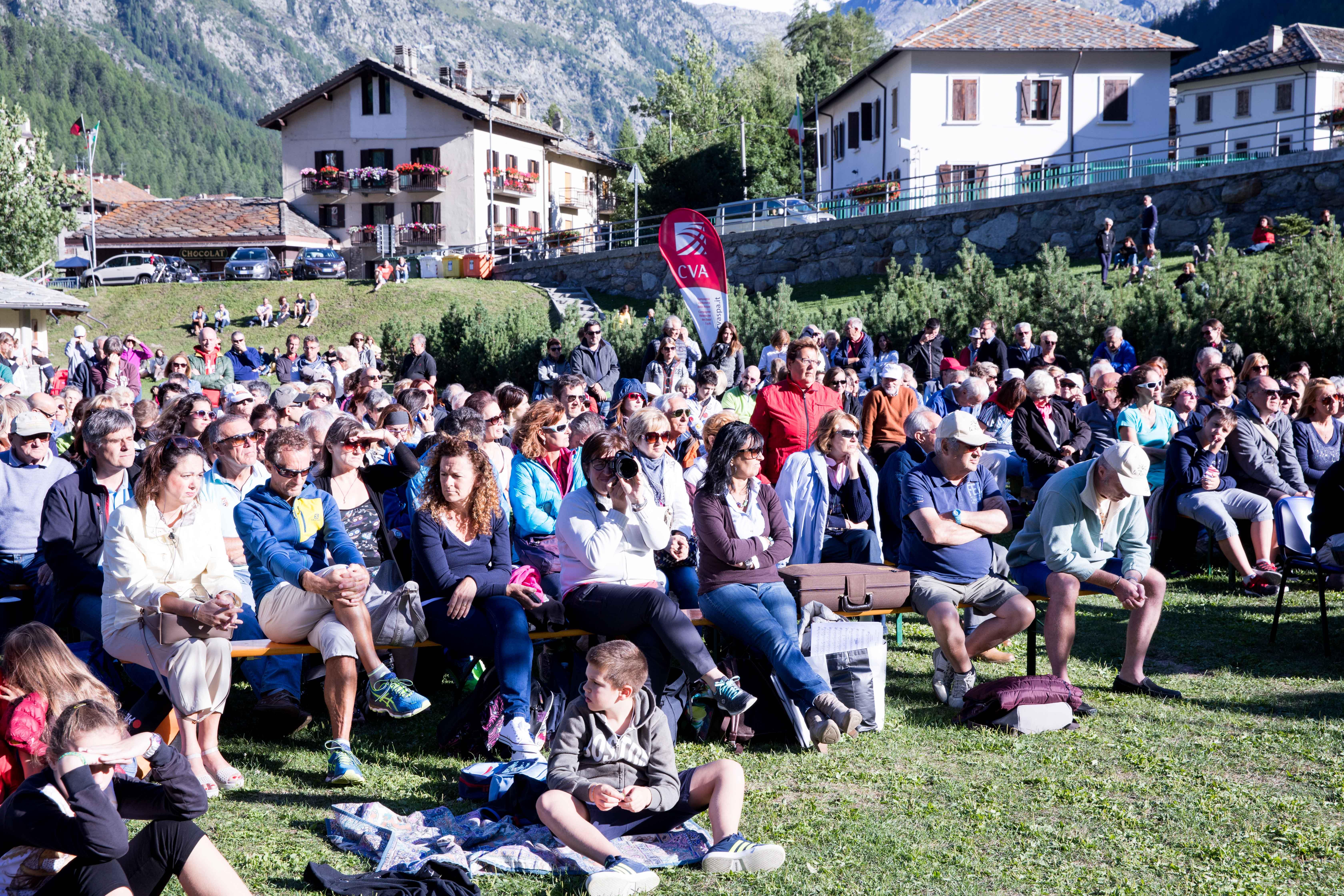 Concerto Carmina Burana - La Thuile 2017