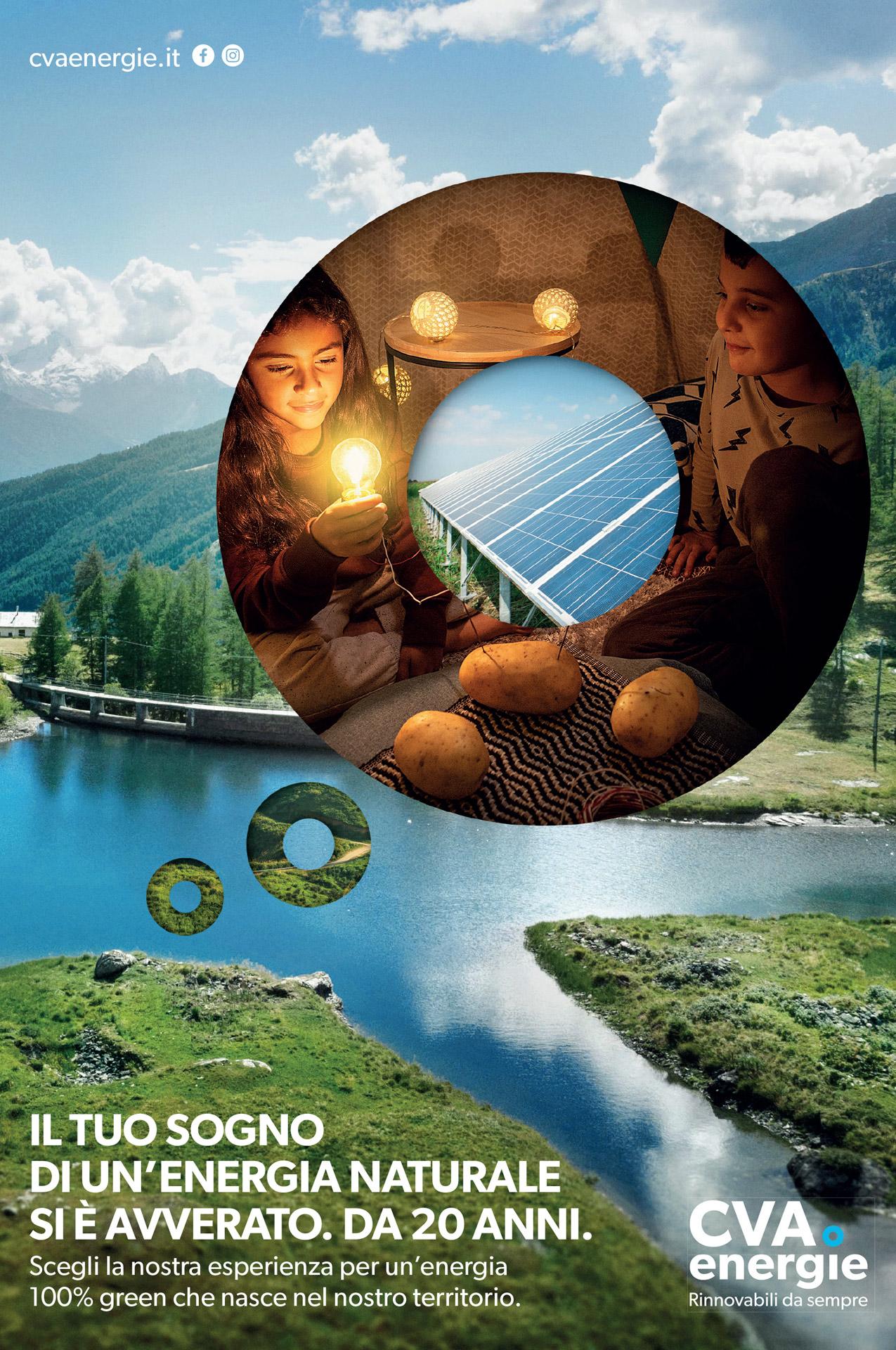 Campagna 2020 CVA Energie