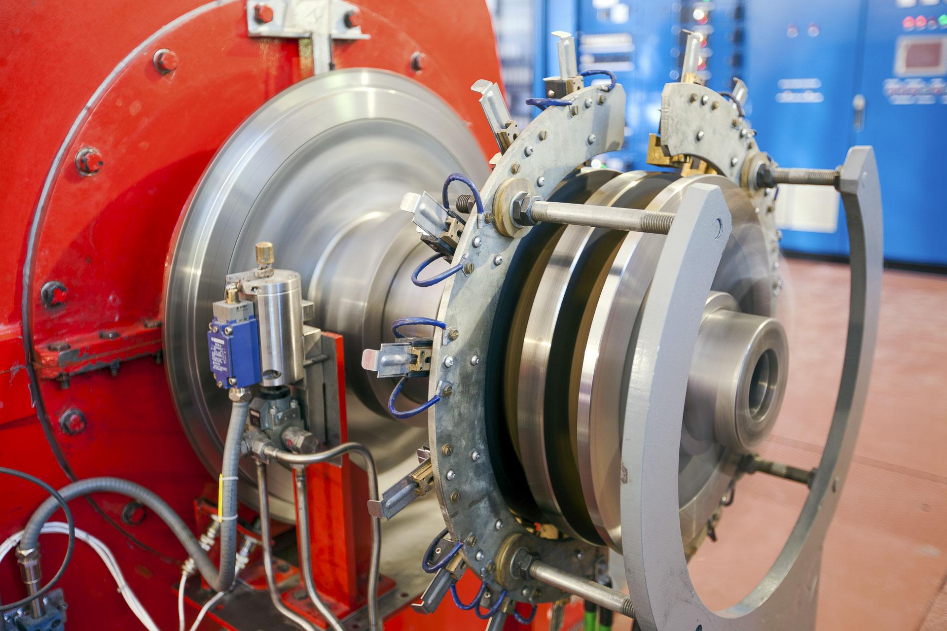 Centrale di Gressoney per produzione energia rinnovabile idroelettrica CVA