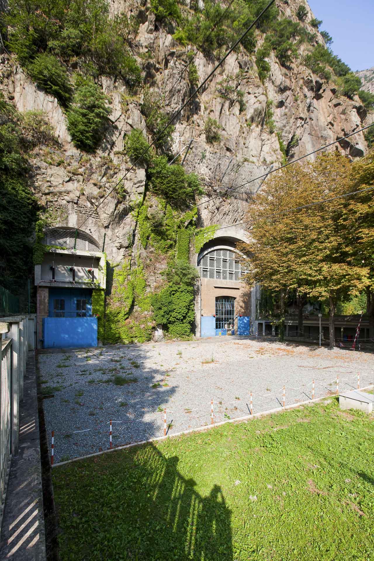 Impianto produzione energia sostenibile idroelettrica Hone 1 CVA
