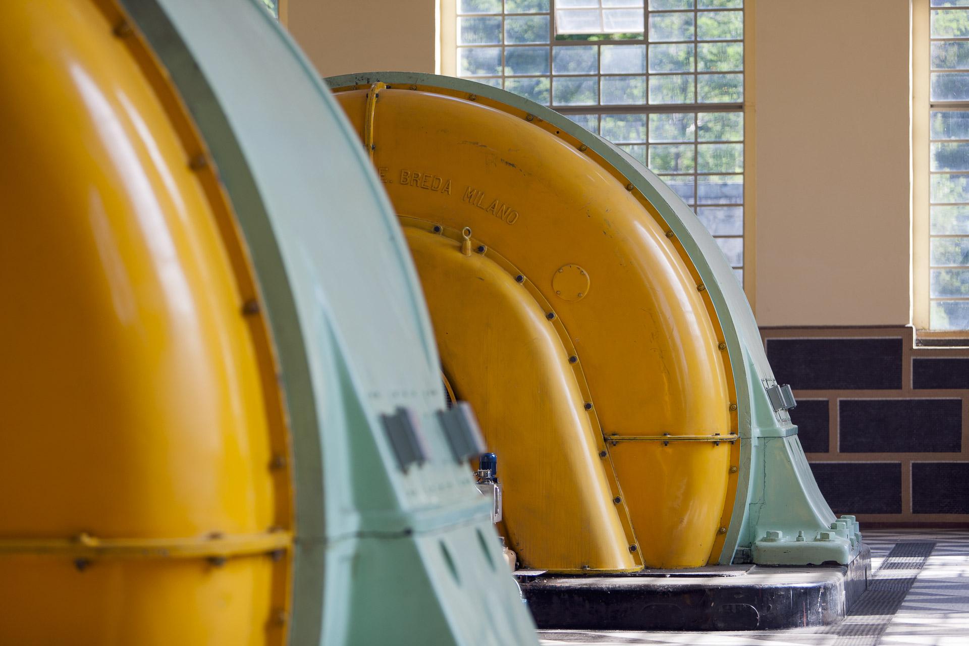 Centrale idroelettrica Isollaz CVA energia rinnovabile